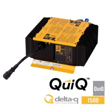 Golf Cart Battery Charger Delta-Q QuiQ 1500 Series 48 volt On-Board System 914480001