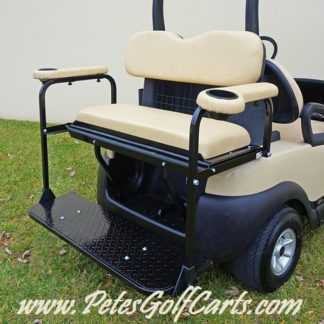 Golf Cart Seat Kit Flip Down Club Car Precedent