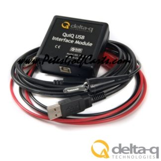 Delta Q Battery Charger Programmer CT Kit 900-0089