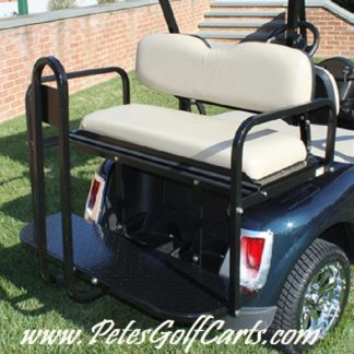 EZGO Rear Seat Kit for Rxv Models Oyster WM PGC