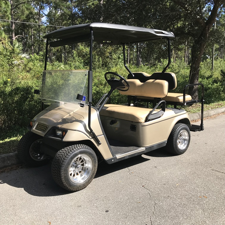Customers Rides - Golf Carts and Evs