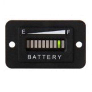 Golf Cart Battery Gauge 48 Volt