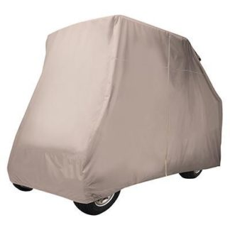 Golf Cart Storage Cover Carts with Rear Seat